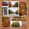 Autumn in Michigan, 2012