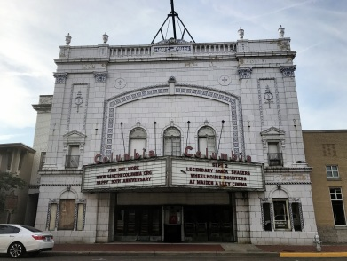 The Columbia Theater was a gem!