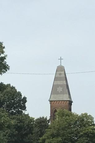 Grace Episcopal Church steeple