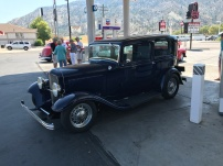 Some of the antique cars we saw in Nephi