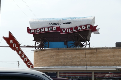 Harold Warp's Pioneer Village in Minden, NE