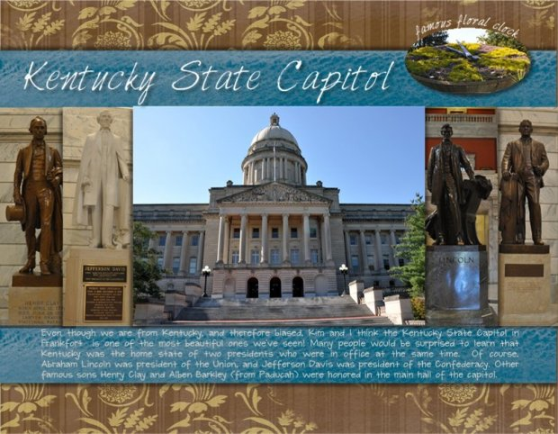 SS KY state capitol