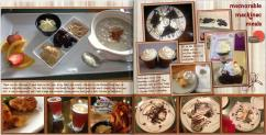 Memorable Mackinac Meals, Mackinac Island MI 2012