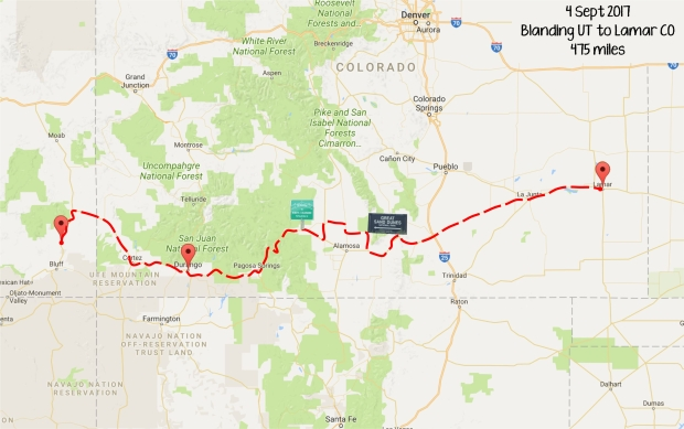 Colorado route