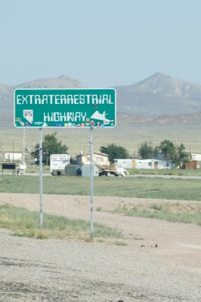 On the Extraterrestrial Highway